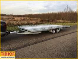 auto transporter aanhanger Tijhof TAS35 Autotransporter