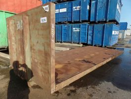 flat rack zeecontainer Vernooy LAADVLOER 8274