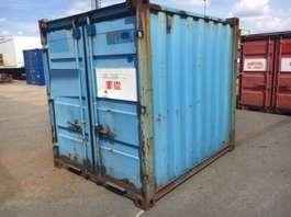 overige containers VERNOOY ZEECONTAINER GEBRUIKT 500418 ZEEKCONTAINER 8FT