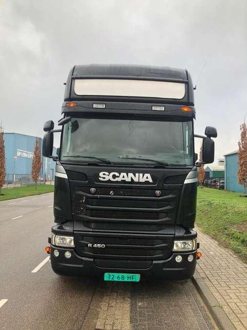 Scania - R450 TOPLINE 1