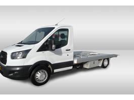 oprijwagen bedrijfswagen Ford Transit 350 2.0 TDCI L4H1 OPRIJ auto 2800 kg trekh gew 1200 kg laadverm ... 2017