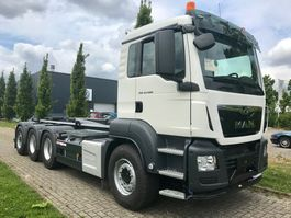 containersysteem vrachtwagen MAN TGS 35.470 8x4-4 BL met haakarm 2020