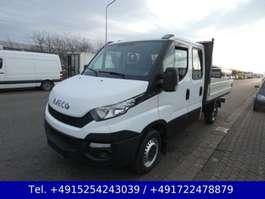 huifzeil bedrijfswagen Iveco Daily 33-110 DoKa Pritsche Eu5 AHK 7 Sitze