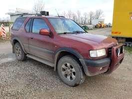 terreinwagen - 4x4 auto Opel Frontera 4x4 2000