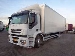 bakwagen vrachtwagen Iveco STRALIS 360 + Euro 5 + Airco 2009