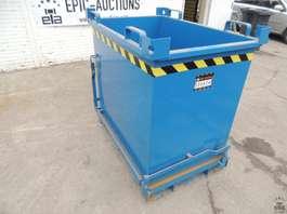uitrusting overig Containerbak