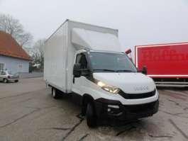 bakwagen bedrijfswagen Iveco Daily 35C15 Euro5 manuell Jumbo Möbelkoffer Alu