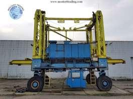 alle terrein kranen Nellen 38TON Container lifting! 38TON Container lifting! 38T 2019