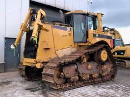 rupsdozer Caterpillar D8T Dozer | German dealer machine 2007