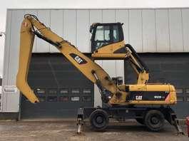 wielgraafmachine Caterpillar M322D MH Material Handler 2008