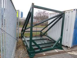 chassis oplegger Lag 10 ft tipping unit  2 x in stock 2015