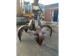 schrootgrijper - poliepgrijper KINSHOFFER 600 Liter 5 Arms polyp grab with rotator