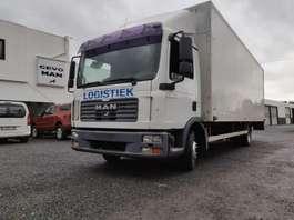 bakwagen vrachtwagen MAN TGL 12.210 Euro4 2008
