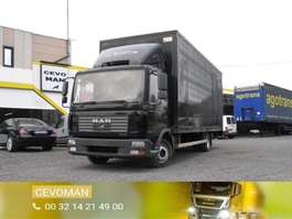 bakwagen vrachtwagen MAN TGL 12.210 2005