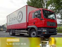 bakwagen vrachtwagen MAN TGM 18.240 2006