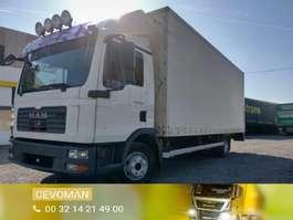 bakwagen vrachtwagen MAN TGL 12.210 Automaat euro4 2008