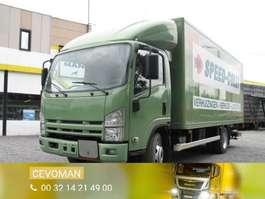 bakwagen vrachtwagen Isuzu NPR 75 Euro4 2009