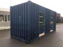 overige containers VERNOOY PAARDENBOX 296011 20 FT GEBRUIKT