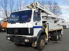 betonpomp vrachtwagen Mercedes Benz 2629 Silent 6X4 + PUTZMEISTER BETONPOMP M32 1992