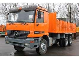 kipper vrachtwagen Mercedes Benz 3340 6X4 1999