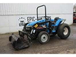 standaard tractor landbouw Iseki Landhope 205