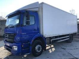 bakwagen vrachtwagen Mercedes Benz AXOR 1823 **BELGIUM TRUCK** 2005