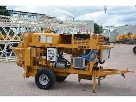 betonpomp vrachtwagen Cifa PCS 209 D6 Concrete pump 2014