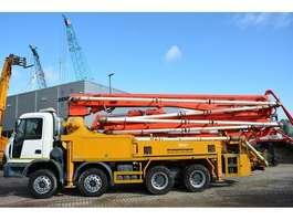 betonpomp vrachtwagen Putzmeister M36.Z.4   36 meter 2007