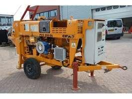 betonpomp vrachtwagen Cifa PCS 209 E6 Concrete pump 2015