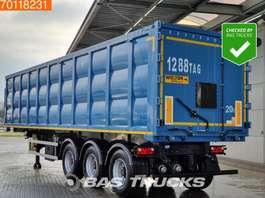 kipper oplegger Wielton NW-3 56m3 Stahl-Kipper *New Unused* Liftachse TIR SAF 2020