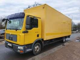 bakwagen vrachtwagen MAN TGL 12.210 2007