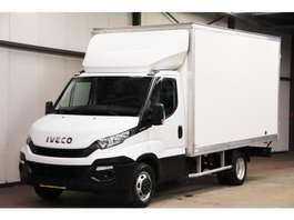 bakwagen bedrijfswagen Iveco Daily 35C16 160PK BAKWAGEN MEUBELBAK AIRCO CRUISE CONTROL 2017