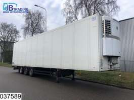 koel-vries oplegger Schmitz Cargobull Koel vries Thermoking, 4.20 mtr, Double loading floor, Disc brakes 2007