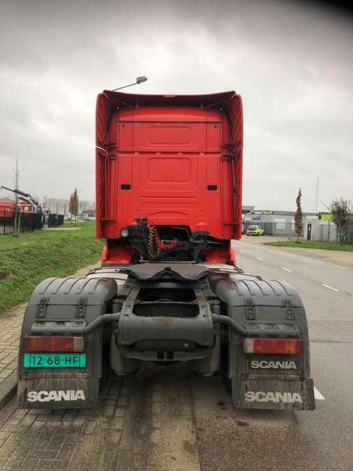 Scania - R 420 A 4X2 4