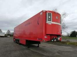 koel-vries oplegger Lamberet TKing SL 400 Doppelstock blumenbreit 2,7m hoch 2003