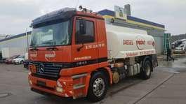tankwagen vrachtwagen Mercedes Benz Actros 1843 L A3 Tankwagen Heizöl Diesel DPF