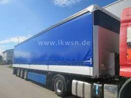 schuifzeil oplegger Schmitz Cargobull SCS24-13,62 Bordwand ALCOA PLANEN+BREMSEN NEU TÜ 2008