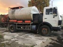 uitrusting overig Mercedes Benz Bitumen and Emulsion Tanks 1997