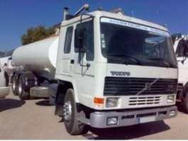 tankwagen vrachtwagen Volvo FL 10 1991