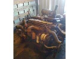 Motor vrachtwagen onderdeel DAF MOTOR DAF 45 TURBO