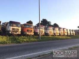betonmixer vrachtwagen MAN