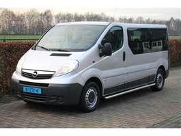minivan - personenbus Opel VIVARO 2.0 DCI AIRCO LANG L2  9 PERSOONS 2013