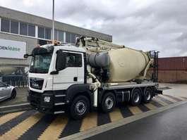 betonpomp vrachtwagen MAN TGS 41.420 8x4 mixerpomp 2020