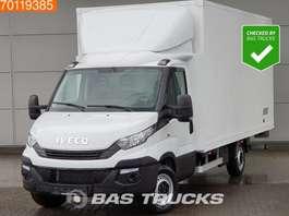 bakwagen bedrijfswagen Iveco Daily 35S18 3.0 Bakwagen 490CM Laadklep Nieuw 22m3 A/C 2020