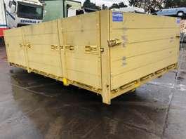 Wisselopbouw vrachtwagen onderdeel DAF Afzetbak Afzetbak 2005
