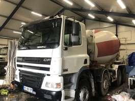 betonmixer vrachtwagen DAF 85CF 430 8X4 2005