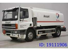 tankwagen vrachtwagen DAF CF75.270 1995