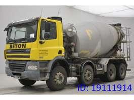 betonmixer vrachtwagen DAF CF85.360 - 8x4 2007