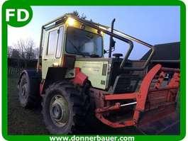 houtuitsleper - skidder Unimog MB Trac 900 Turbo, Forst-Agrar, Ez. 1986, Funk 1986