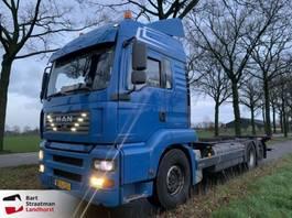 wissellaadbaksysteem vrachtwagen MAN H45 26.400 TGA 2006